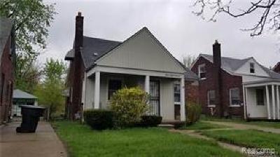 Wayne Single Family Home For Sale: 11800 Christy St