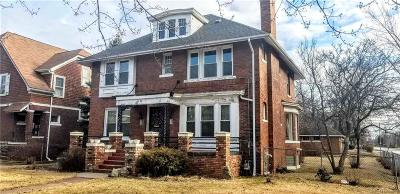 Wayne Single Family Home For Sale: 94 Rhode Island St