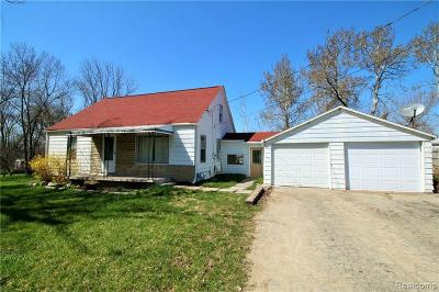 Flint Single Family Home For Sale: 4418 Lenrose Ave