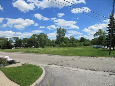 Clinton Township Residential Lots & Land For Sale: 16900 Penrod