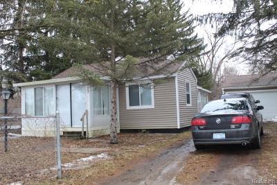 Flint Single Family Home For Sale: 4007 Corbin St