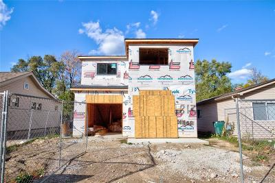Ferndale Single Family Home For Sale: 1813 College St