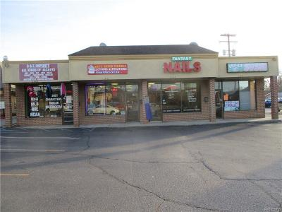 Commercial Lease For Lease: 1460 E. 12 Mile Rd SW