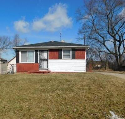 Flint Single Family Home For Sale: 1084 Louis Ave