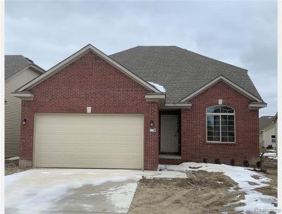 Macomb Condo/Townhouse For Sale: 30027 Danvers Dr