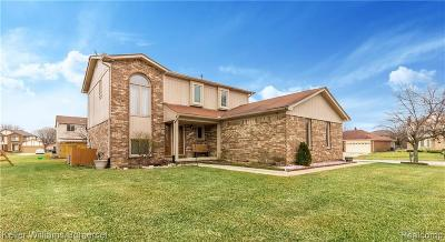 Sterling Heights Single Family Home For Sale: 35616 Drake Dr