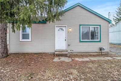 Auburn Hills Single Family Home For Sale: 3052 Joslyn Rd