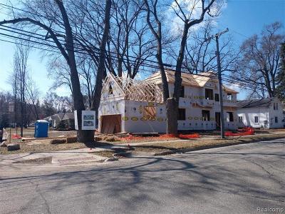 Rochester Single Family Home Pending: 403 1st St