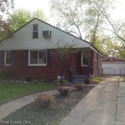 Wayne Single Family Home For Sale: 16925 W Five Points Street Rd W