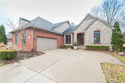 Clarkston Condo/Townhouse For Sale: 4620 Oakhurst Ridge Rd