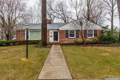 Dearborn Single Family Home For Sale: 20615 Audette St
