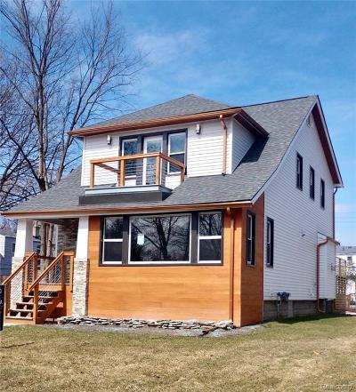 Berkley Single Family Home For Sale: 1738 Princeton Rd