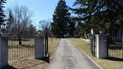 Royal Oak Residential Lots & Land For Sale: N Main St