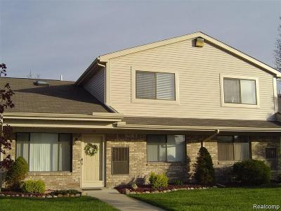 Southgate Condo/Townhouse For Sale: 16060 Holz Dr