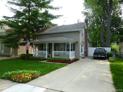 Rochester Single Family Home Pending: 412 Taylor Ave
