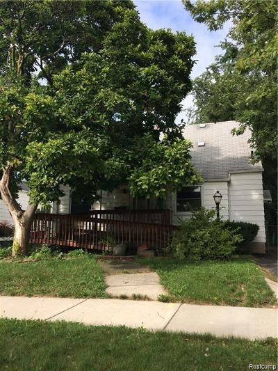 Eastpointe Single Family Home For Sale: 22013 Cushing Ave