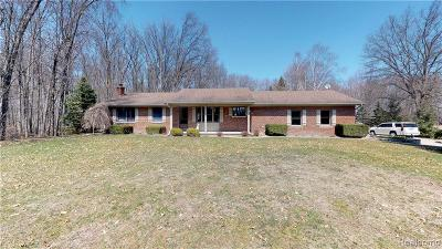 St. Clair Single Family Home For Sale: 5940 Shea Rd