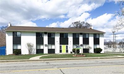 Oakland Multi Family Home For Sale: 1771 Woodward Heights