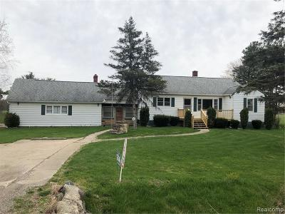 Montrose Single Family Home For Sale: 9164 Duffield