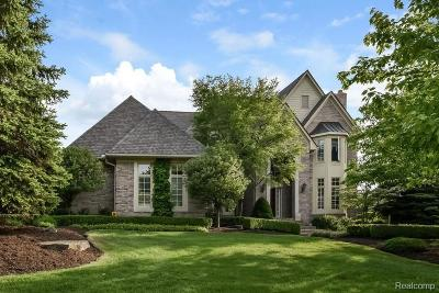 Oakland Twp Single Family Home For Sale: 5642 Kirkridge Trl