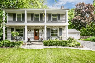 Birmingham Single Family Home For Sale: 695 Tottenham Rd