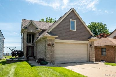 Harrison Twp Single Family Home For Sale: 38888 Lakeshore Dr