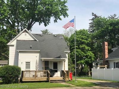 Oakland Multi Family Home For Sale: 525 Ludlow Ave