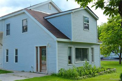 Troy Single Family Home For Sale: 1755 South Blvd W
