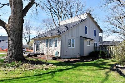 Berkley Single Family Home For Sale: 4013 Ellwood Ave