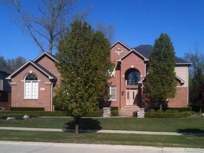 Shelby Twp Single Family Home For Sale: 49754 Decker Dr