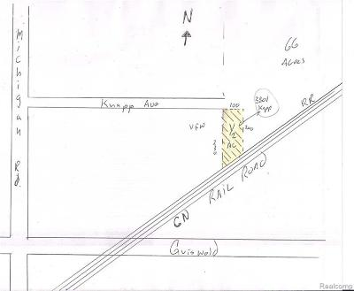 St. Clair Residential Lots & Land For Sale: 3801 Knapp Ave