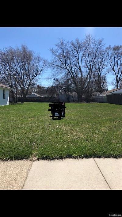 Warren Residential Lots & Land For Sale: 12790 Toepfer