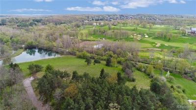 Rochester Residential Lots & Land For Sale: 1719 W Gunn Rd
