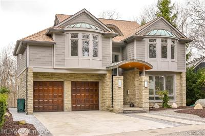 Birmingham Single Family Home For Sale: 165 Wimbleton Dr