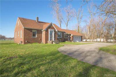 Troy Single Family Home For Sale: 1731 E Wattles Rd