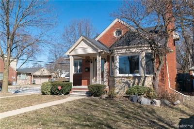 Dearborn Single Family Home For Sale: 22940 Murray St