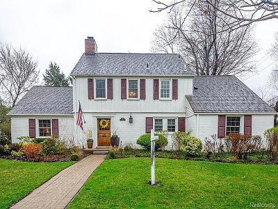 Dearborn Single Family Home For Sale: 730 S Denwood St