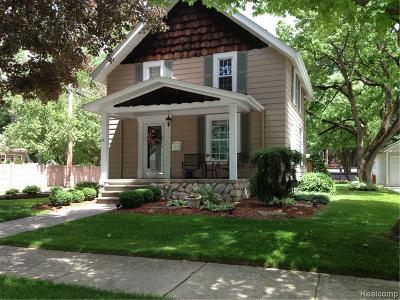 Rochester Single Family Home For Sale: 426 Wesley St