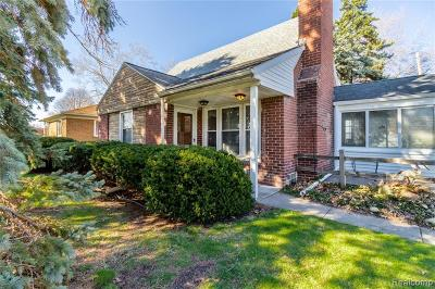 Dearborn Single Family Home For Sale: 21435 Outer Dr Dr