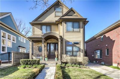 Birmingham Single Family Home For Sale: 1023 Bennaville Ave