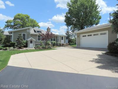West Bloomfield Single Family Home For Sale: 2967 Warner Dr