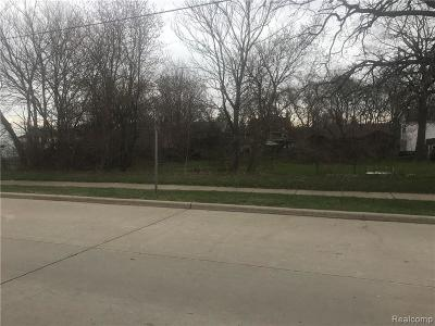 Wayne Residential Lots & Land For Sale: W Jefferson Ave