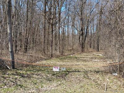 Macomb Residential Lots & Land For Sale: 5296 County Line