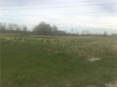 Rochester Residential Lots & Land For Sale: Burr Oak Dr
