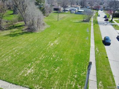 Wayne Residential Lots & Land For Sale: 6154 N Inkster