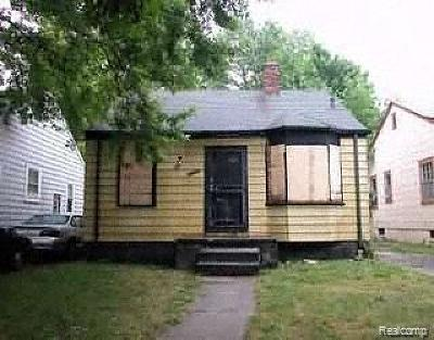 Wayne Rental For Rent: 18282 Stout St