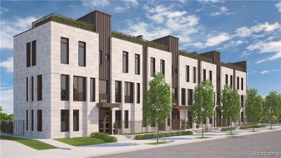 Wayne Condo/Townhouse For Sale: 1450 Townsend
