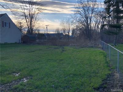 Harrison Twp Residential Lots & Land For Sale: Edman
