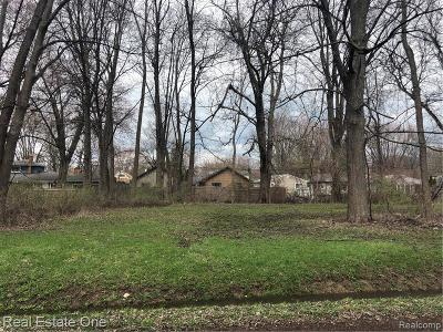 Harrison Twp Residential Lots & Land For Sale: Hickler Ln