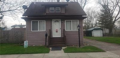Flint Single Family Home For Sale: 1105 Huron St